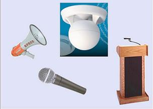 Public Address (PA) Systems